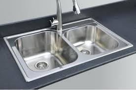 Great Kitchen Sinks Eco Friendly Kitchen Sink Great Lakes Series X Via Faucets