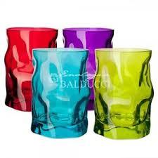bicchieri colorati bormioli n皸4 bicchieri colorati sorgente bicchiere colorato sagomato 30cl