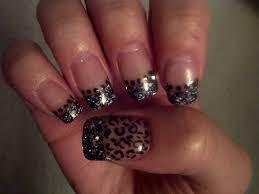 nail post 2 u2026leopard print u2013 pretty current