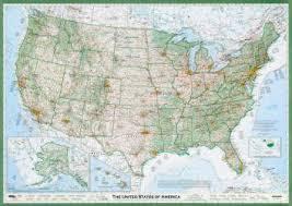 map usa buy united states elevation map