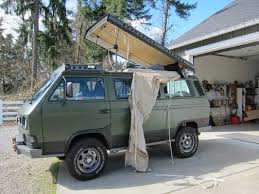 volkswagen camper trailer syncro westy pop top conversion mule expedition outfitters llc