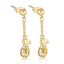 real gold earrings discount real gold earrings designs 2017 real gold earrings