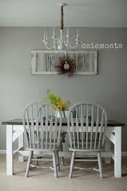grey kitchen table and chairs french farmhouse dining table makeover decorating pinterest