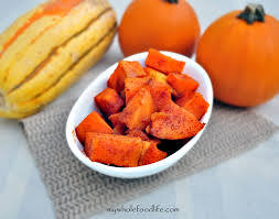 healthy candied yams my whole food