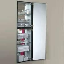 Jewelry Storage Cabinet Full Length Mirror Sliding Beauty Storage Cabinet Full Length