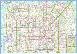 Beijing Map Maps For Travel City Maps Road Maps Guides Globes Topographic