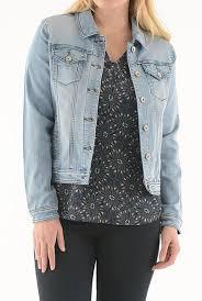 light blue cropped jean jacket lois steph cropped jean jacket light denim silhouette fashion