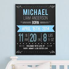 baby plaques personalized personalized nursery décor and baby room decorations at personal