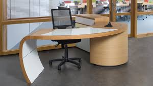 bureau meuble design bureau design chêne et merisier meubles lebreton