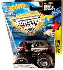 monster jam monster truck amazon com wheels monster jam 1 64 monster mutt dalmatian mud