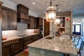 white kitchen cabinets brown countertops 75 beautiful kitchen with brown cabinets and granite