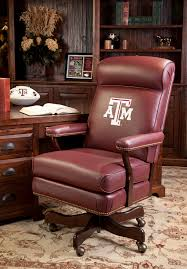 Western Leather Chair Texas A U0026m Executive Chair Brumbaugh U0027s Fine Home Furnishings