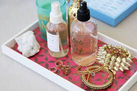 Dress Up Vanity How To Make A D I Y Vanity Tray U2014 Molly Sims