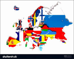Europe Country Flags World Flags With Names Printable Zsa0h Fresh Blank Map Europe With