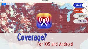 Verizon Coverage Map Florida by Re Introducing U0027coverage U0027 U2013 Carrier U0027s Coverage Maps In Your