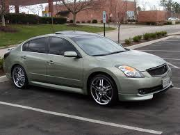 2007 nissan altima information and photos momentcar