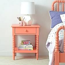side table pink nightstand side table medium size of target