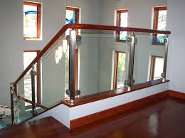 Glass Banisters Glass Railings Glass Rail Systems Modern Glass Stair Systems