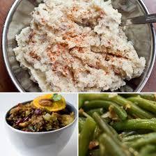 vegan thanksgiving side dishes popsugar fitness