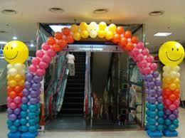 plastic balloons event party decoration plastic balloon column base wedding