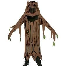 scary tree costume costumeish cheap