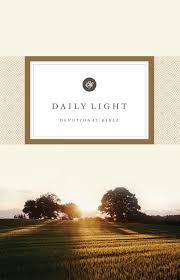 daily light devotional anne graham lotz esv daily light devotional bible esv bibles by crossway