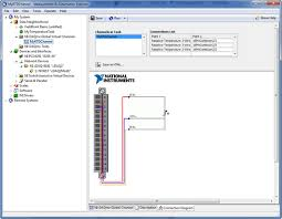 making an rtd or thermistor measurement in labview national
