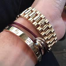 gold bracelet rolex images Rolex 18k aftermarket gold bracelet luxury watches on carousell jpg