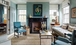 Popular Dining Room Colors 8 Top Interior Designers Their Favorite Blue Paint Colors