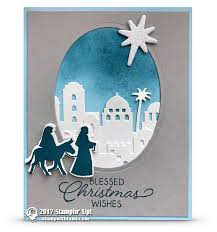 How To Make A Christmas Card Online - online class u0026 video how to make a night in bethlehem window card