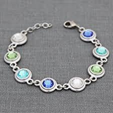 mothers day birthstone bracelet birthstone bracelet for personalized s day