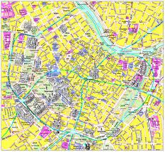 Austria Map Maps Update 1024759 Salzburg Tourist Map Pdf U2013 Austria Map 75