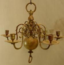 Brass Chandelier 18th Century Dutch Brass Chandelier Wiscasset Antiques Center