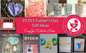 25 easy diy father u0027s day gift ideas