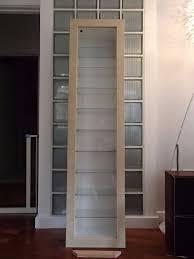 Wall Display Cabinet With Glass Doors Glass Door Wall Cabinet Handballtunisie Org