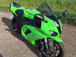 kawasaki ninja zx6r 2007 in sudbury suffolk gumtree