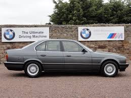 used 1989 bmw e34 5 series 89 96 525i se for sale in scotland