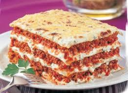 cuisine lasagne lasagne à la bolognaise le meilleur de la cuisine