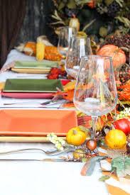 easy thanksgiving tablescape idea fancy shanty