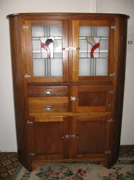 stained glass kitchen cabinet doors furniture art deco kitchen cabinets present different sensation