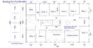 floor plans for commercial buildings floor plans for commercial modular office buildings