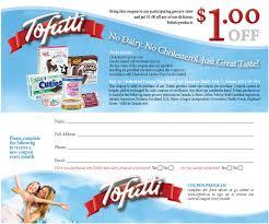 printable grocery coupons ottawa 1 off tofutti no exp printable coupon dairy free peanut free