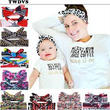 where to buy headbands click to buy twdvs kids and paternity set colorful knot