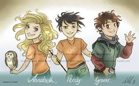 percy jackson trio by andythelemon on deviantart