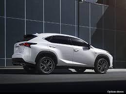 lexus crossovers 2018 lexus nx luxury crossover lexus com