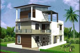 Floor Plans For Houses In India by Triplex House Plans U2013 Ghar Planner