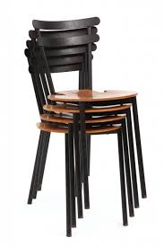 Stackable Dining Room Chairs Stacking Dining Room Chairs Stackable Metal Oak Dining Chairs