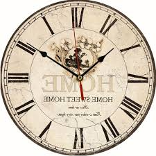 home design 93 awesome large wooden wall clocks