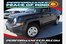 jeep passport 2015 used jeep patriot for sale special offers edmunds