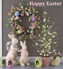 happy easter decorations pretty easter decorating ideas just imagine daily dose of creativity